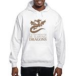 I'd Rathereth Be Slaying Drag Hooded Sweatshirt