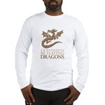 I'd Rathereth Be Slaying Drag Long Sleeve T-Shirt