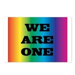 WE ARE ONE XXV™: Postcards (Package of 8)
