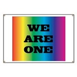 WE ARE ONE XXV™: Banner