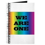 WE ARE ONE XXV™: Journal