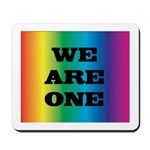 WE ARE ONE XXV™: Mousepad