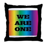 WE ARE ONE XXV™: Throw Pillow
