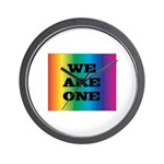WE ARE ONE XXV™: Wall Clock