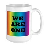 WE ARE ONE XXV™: Large Mug
