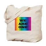 WE ARE ONE XXV™: Tote Bag