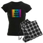 WE ARE ONE XXV™: Women's Dark Pajamas