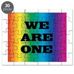 WE ARE ONE XXV™: Puzzle