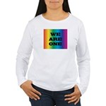 WE ARE ONE XXV™: Women's Long Sleeve T-Shirt