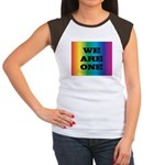 WE ARE ONE XXV™: Women's Cap Sleeve T-Shirt