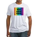 WE ARE ONE XXV™: Fitted T-Shirt