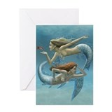 Siren Sisters Greeting Card
