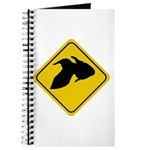 Goldfish Crossing Sign Journal