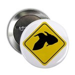 Goldfish Crossing Sign Button
