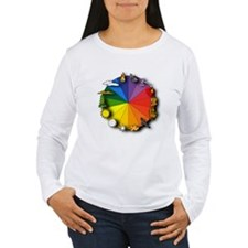 Seasonal Color Wheel T-Shirt