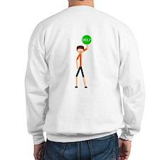 The Animal's Custom Sweatshirt