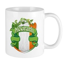 McGrath Shield Coffee Mug