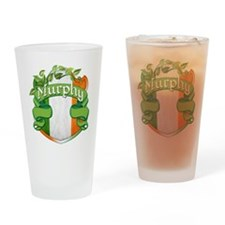 Murphy Shield Pint Glass