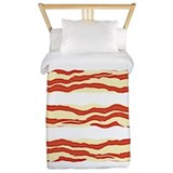 Bacon Twin Duvet