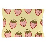 Cute Food and drink Pillow Case