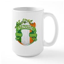 O'Keeffe Shield Mug