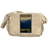 Lermoos - Wannig Mountain Messenger Bag