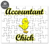 Accountant Chick Puzzle
