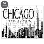 Chicago My Town Puzzle