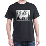 Chicago My Town Dark T-Shirt