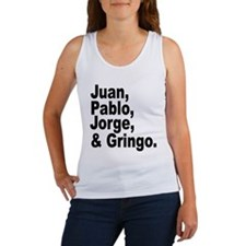 Cute Pablo Women's Tank Top
