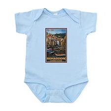 Riomaggiore Infant Bodysuit