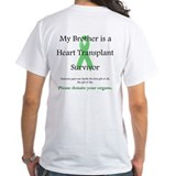 Brother Heart Transplant Shirt