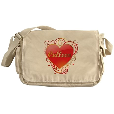 Colleen Valentines Messenger Bag