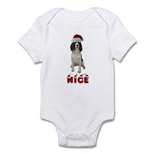 Nice Springer Spaniel Infant Bodysuit