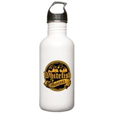 Whitefish Old Gold Water Bottle