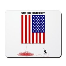 Occupy Flag Mousepad