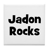 Jadon Rocks Tile Coaster
