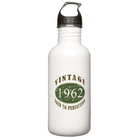 Vintage 1962 Retro Stainless Water Bottle 1.0L