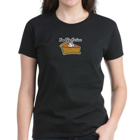 I'm Pie Curious Women's Dark T-Shirt