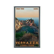 Vernazza Rectangle Magnet (100 pack)