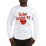 Ayden Lassoed My Heart Long Sleeve T-Shirt