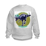 T-Rex Shades Kids Sweatshirt