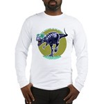 T-Rex Shades Long Sleeve T-Shirt