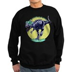 T-Rex Shades Sweatshirt (dark)