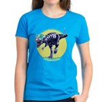 T-Rex Shades Women's Dark T-Shirt