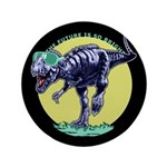 "T-Rex Shades 3.5"" Button"