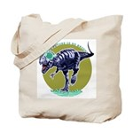 T-Rex Shades Tote Bag