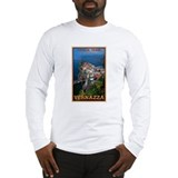 Vernazza from Above Long Sleeve T-Shirt