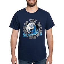 YTWD Blue Circle T-Shirt