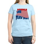 america fuck yeah Women's Light T-Shirt